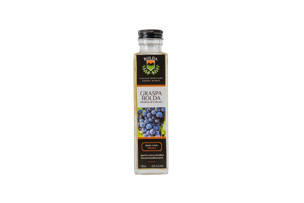 Graspa Bolda - Distillato di Cabernet (Batch Prima) - 150mL