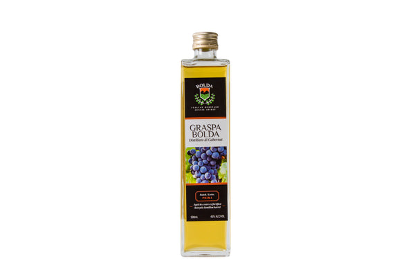 Graspa Bolda - Distillato di Cabernet (Batch Prima) - 500mL