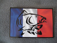 STICKER CARPE N°1 - la boutique du carpiste