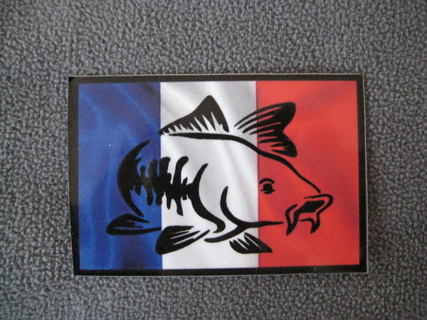 STICKER CARPE N°2 - la boutique du carpiste