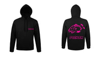 SWEAT A CAPUCHE LOGO CARPE 15 PERSONNALISE - la boutique du carpiste