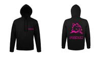SWEAT A CAPUCHE LOGO CARPE 5 PERSONNALISE - la boutique du carpiste