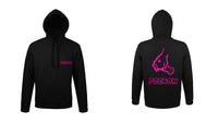 SWEAT A CAPUCHE LOGO CARPE 7 PERSONNALISE - la boutique du carpiste
