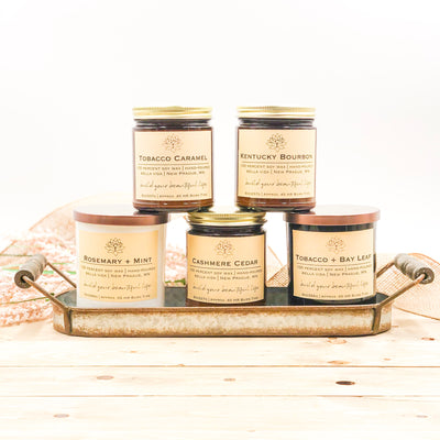 Best Smelling and Selling Soy Candles