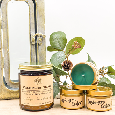 Why We Giveaway SO Many Soy Candles?