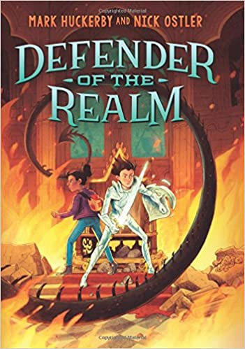 Defender of the Realm de Mark Huckerby & Nick Ostler