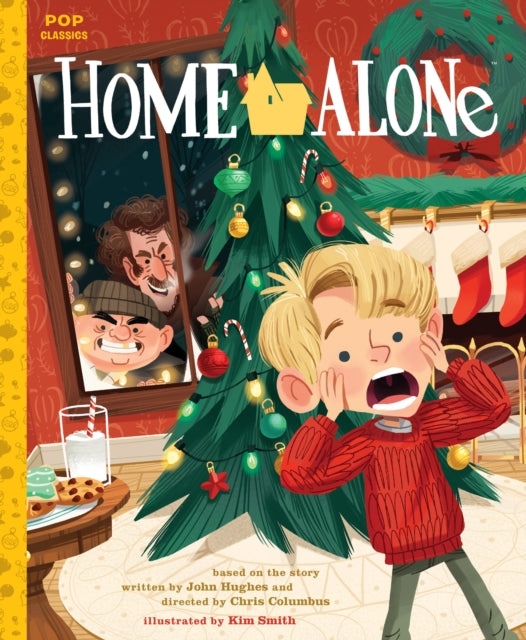 Home Alone, The Classic Illustrated Storybook, based on a story witten by J. Hughes