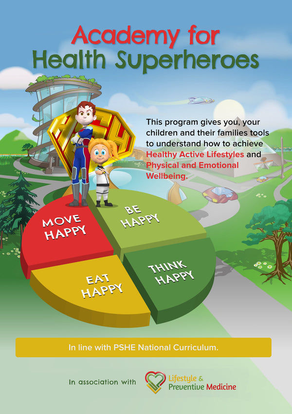 Academy for Health Superheroes