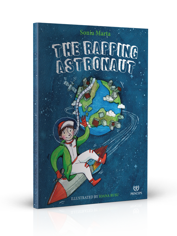 The rapping astronaut, de Sonia Marta