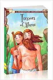 Timon of Athens.  A Shakespeare Children's Story