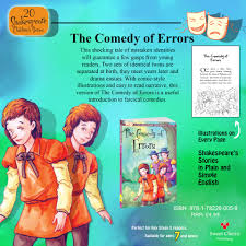 The Comedy of Errors. A Shakespeare's Story
