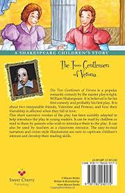 The Two Gentlemen of Verona,  A Shakespeare Children's Story