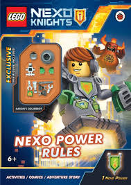 Nexo Knights, Nexo Power Rule! (EN)