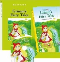 Grimm's  Fairy Tales, de Jacob and Wilhelm Grimm (EN, Level 1)