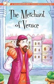 The Merchant of Venice.  A Shakespeare Children's Story