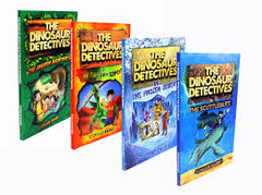 The Dinosaurs Detectives in the Jurassic Coast, by Stephanie Baudet