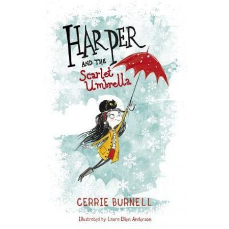 Harper and the Scarlet Umbrella, by Cerrie Burnell