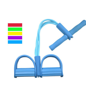 blue Pull Rope Resistance Band - ShopTemptation.com