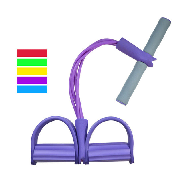 purple Pull Rope Resistance Band - ShopTemptation.com