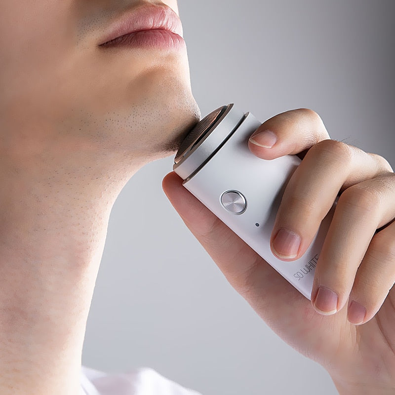 Portable Mini Electric Shaver - Waterproof and USB Rechargable - ShopTemptation.com Beauty