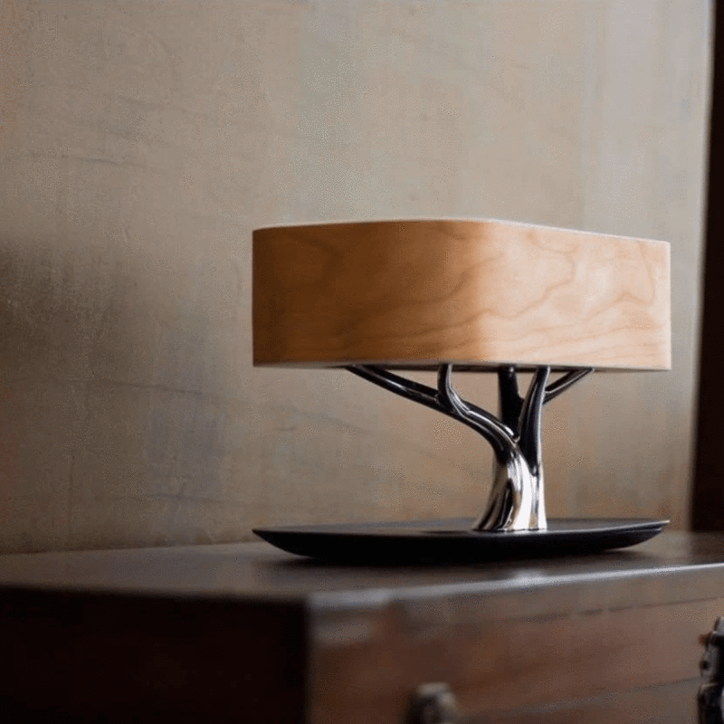 The Tree of Life Wireless Charger And Lamp