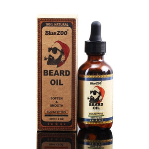 100% Natural Beard Oil.