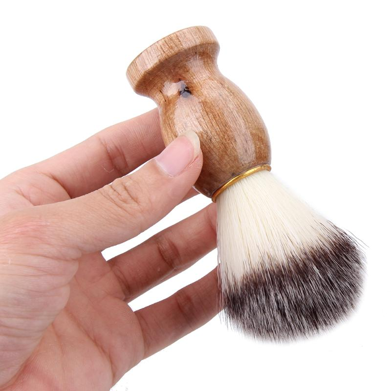 Wooden Shaving Brush