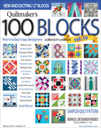 Magazine 100 Blocks Vol. 10