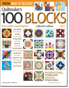 Magazine 100 Blocks Vol. 5