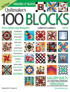 Magazine 100 Blocks Vol. 8