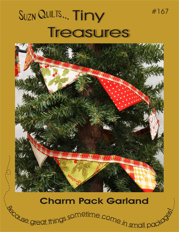Charm Pack Garland