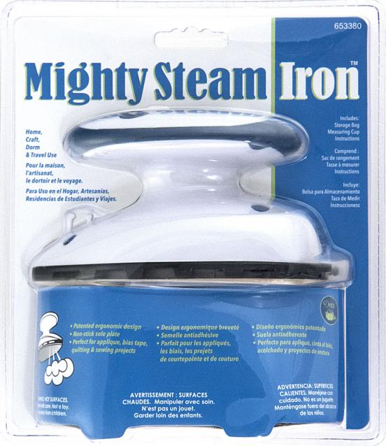 Dritz' Mighty Steam Iron