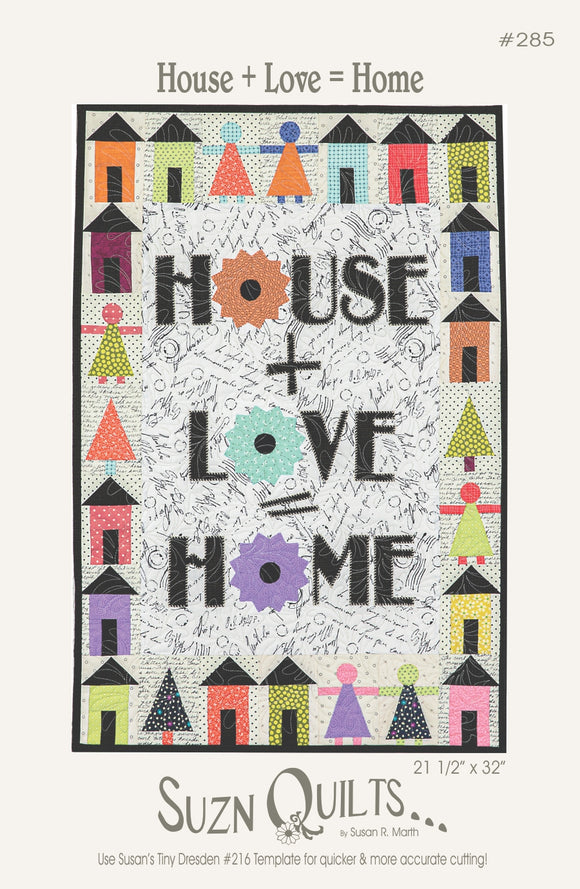 House+Love=Home (PDF Download)