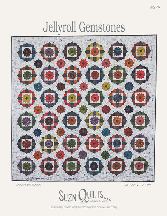 Jellyroll Gemstones (PDF Download)