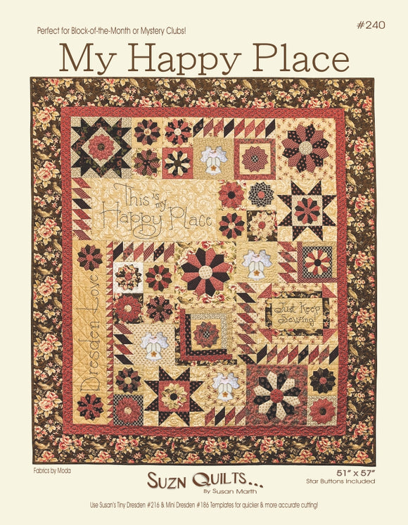 My Happy Place (PDF Download)