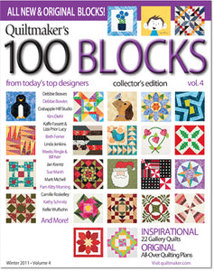 Magazine 100 Blocks Vol. 4