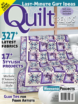 Quilt Trends Winter 2014