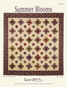 Summer Blooms (PDF Download)
