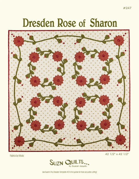 Dresden Rose of Sharon