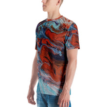 Load image into Gallery viewer, Men's Art Design T-shirt - AcornIreland