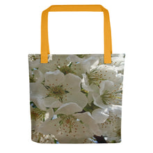 Load image into Gallery viewer, Cherry blossom Tote bag - AcornIreland