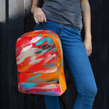 Load image into Gallery viewer, Abstract Backpack - AcornIreland