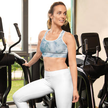 Load image into Gallery viewer, Full Colour Padded Sports Bra - AcornIreland