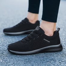 Load image into Gallery viewer, Men Sneakers Fashion Men Casual Shoes Breathable Men Shoes Walking Sneakers Men's Tennis Black Tenis Masculino Zapatillas Hombre