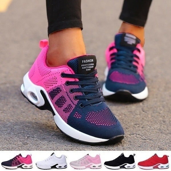 Women Running Shoes Breathable Casual Shoes Outdoor Light Weight Sports Shoes Casual Walking Sneakers Tenis Feminino Shoes - AcornIreland