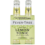 Fever Tree - Lemon Tonic 4 x 200ml Bottles