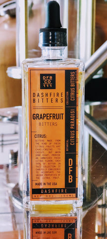 Dashfire Grapefruit Bitters