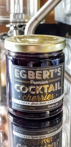 Egbert's Premium Cocktail Cherries