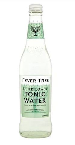 Fever Tree - Elderflower Tonic 500ml