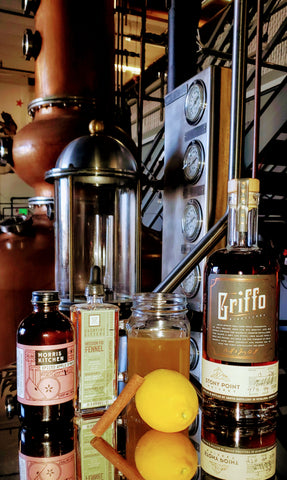 Griffo Hot Toddy  Cocktail Kit